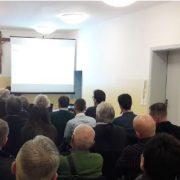 Predavanje Hrvatski dijalekti – blagoslovljena baština i kamen smutnje izazvalo veliku pozornost kod Hrvata u Münchenu
