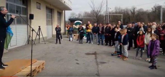 Petruševčani prosvjedovali protiv doseljavanja socijalno ugroženih, mahom romskih obitelji