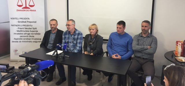 UMJESTO ZA PROSLAVU 1. svibnja, Preporod i Nezavisni Cestarski sindikat novac uplatili radnicima Uljanika