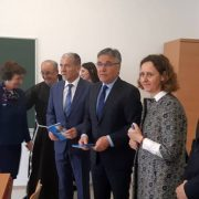 PORUČILI IM DA NISU SAMI: Milas i Obuljen Koržinek u posjetu Hrvatima u zapadnoj Hercegovini