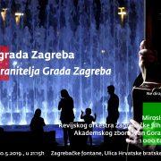 TISUĆU TAMBURAŠA i slavni zbor pratit će Miroslava ŠKORU na koncertu za Zagrebačkim fontanama