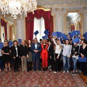 Bandić uručio ugovore o stipendijama studentima i učenicima iz obitelji slabijeg socijalnog statusa