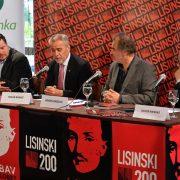SVJETSKA GLAZBENA REPREZENTACIJA u Lisinskom povodom 200. obljetnice rođenja Vatroslava Lisinskog