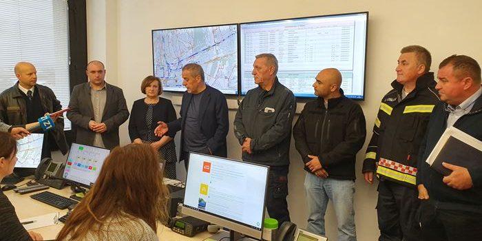 NEVRIJEME: Proglašen PRVI STUPANJ PRIPRAVNOSTI, u Zagrebu osam tisuća vatrogasaca na terenu