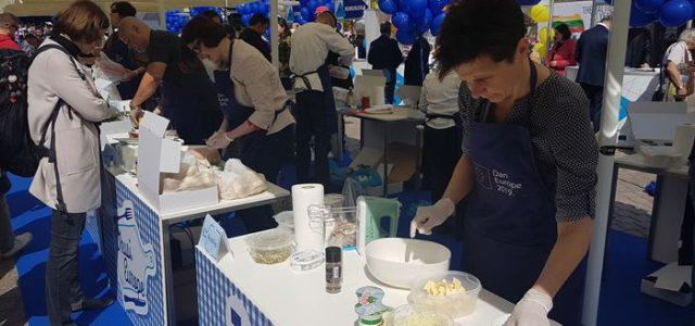 DAN EUROPE: Pogađali iz koje zemlje dolaze sastojci koje su jeli u sendvičima