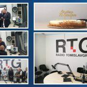 Radio Tomislavgrad za 27. rođendan u novim prostorima, uz potporu Središnjeg državnog ureda za Hrvate izvan RH