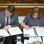BUTKOVIĆ KOD BANDIĆA: EU fondovi pokrit će najveći dio troška modernizacije tramvajskih pruga