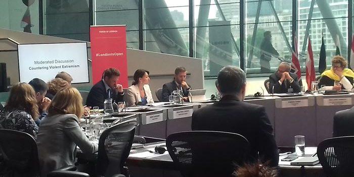 POVEĆANJE SIGURNOSTI: Dogradonačelnica Zagreba na londonskom susretu gradonačelnika glavnih gradova EU