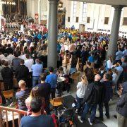 DJECE VIŠE NEGO U HRVATSKOJ: 700 ministranata i članova misijskih zborova na vjerskom susretu u Švicarskoj