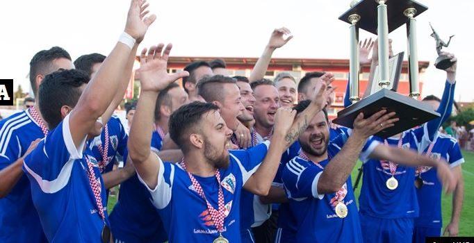 Svjetsko nogometno natjecanje KLUBOVA HRVATA IZVAN DOMOVINE od ponedjeljka u Zagrebu