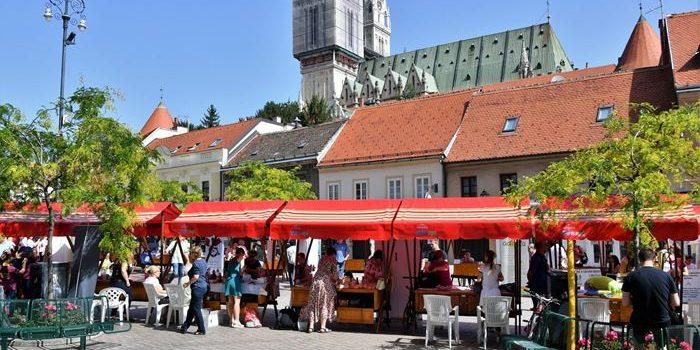 Do petka na Europskom trgu traje Tjedan udruga, više od 100 udruga pokazat će građanima zašto su korisne