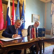 MINISTAR VLADE GRADA MOSKVE: Oduševljeni smo Zagrebom, a naročito manifestacijomDani Moskve