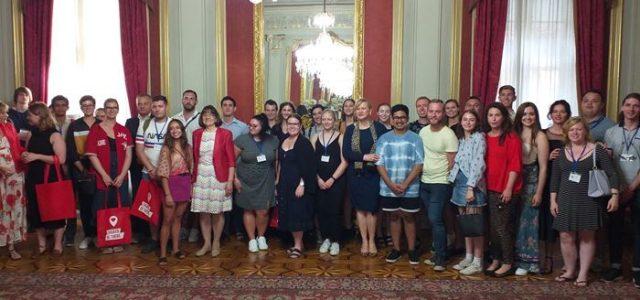 Prijem za potomke hrvatskih iseljenika iz Australije, Kanade, SAD-a… u zagrebačkoj Palači Dverce