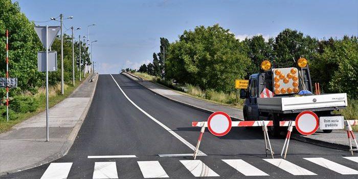 Otvorene OBNOVLJENE ULICE: Mirka Bedeka, Hojnikova i Ulica zastavnice; radovi stajali 2,1 milijun kuna