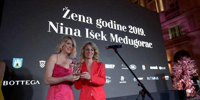 Pokraj urednice izvrsne emisije PROVJERENO, menadžerica Hrvatskog Telekoma proglašena Ženom godine