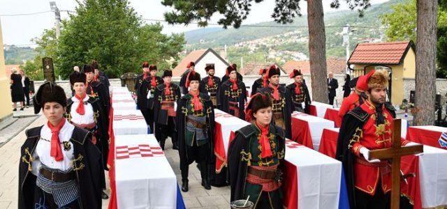 Pokopani ostaci 294 osobe ekshumirane na području Gračana, ubijene nakon Drugog svjetskog rata