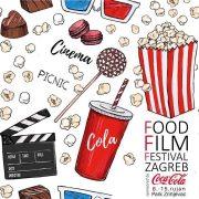 Gurmanski festival na otvorenom posvećen filmovima