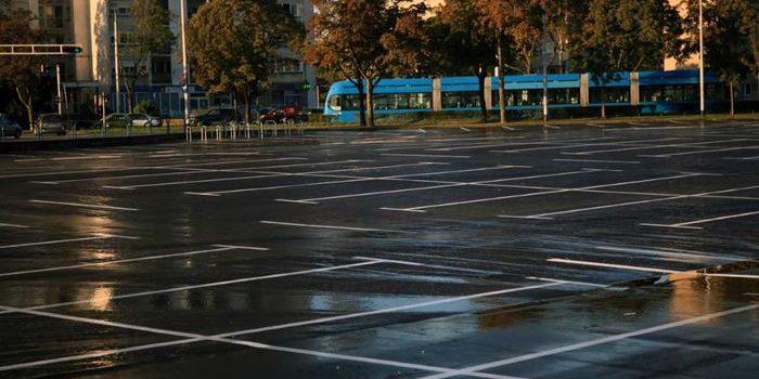 Otvoreno obnovljeno parkiralište na Borongaju, parking do ponedjeljka besplatan, a kasnije 10 kuna dnevno