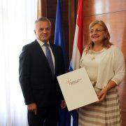 Središnji državni ured za Hrvate izvan Hrvatske partner u projektu Kulturna ruta Nikola Tesla