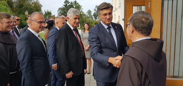 I Plenković na potpisivanju ugovora u Tolisi o dodjeli POTPORA projektima od interesa ZA HRVATE u BiH