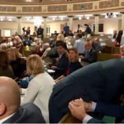 Bandić očekuje burnu raspravu, naročito oko DEMOGRAFSKIH mjera i prijedloga demografske strategije