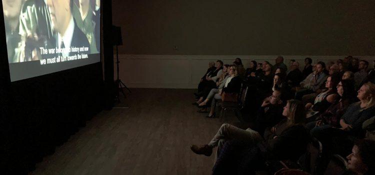 General premijerno prikazan u Hrvatskom centru u NORVALU, za kojega su mediji govorili da krije Antu Gotovinu