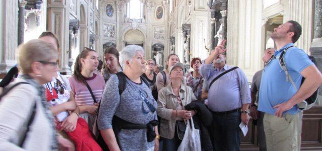 FOTO: Kada je STROP PAO NA VJERNIKE, Vatikan je zatvoren, no hrvatski hodočasnici ipak oduševljeni Rimom