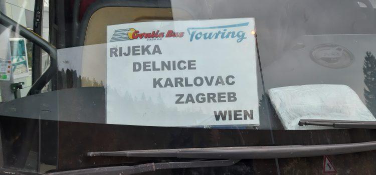 Ministarstvo NIJE BRIGA za putnike: Unatoč moru pritužbi, Croatia bus ima sve licence i dozvole za prijevoz?!
