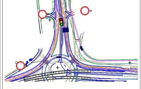 NOVI ROTOR: Krenuli radovi na uređenju zapadnog kolnika Jadranskog mosta, promet preusmjeren