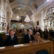 Dan rođenja bana Jelačića – blagdan je hrvatske manjine u Srbiji; svečano obilježen u Petrovaradinu i Novom Sadu