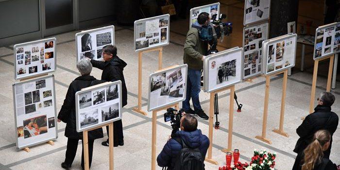 Jedinstvena izložba – Vukovar i Škabrnja u Zagrebu-28 godine poslije – otvorena u auli Uprave Grada Zagreba