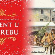NAJRADOSNIJI DANI U GODINI: U subotu započeo ADVENT u Zagrebu; posjetite Etno advent, Advent kod HNK…