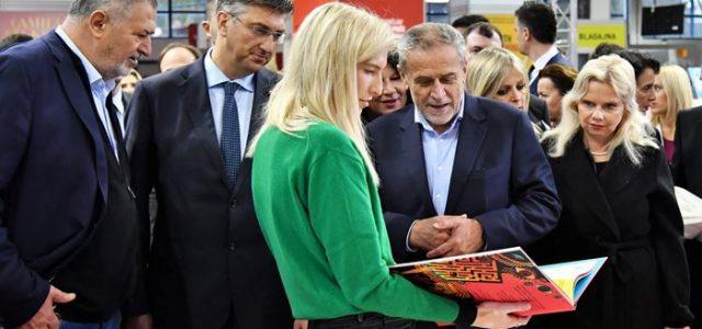 SAJAM KNJIGA: Plenković, Bandić Obuljen Koržinek, Prgomet… na otvorenju INTERLIBERA na Velesajmu