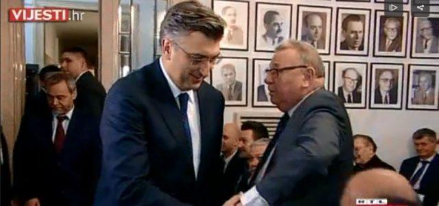 HDZ izmjenom izbornog zakona hoće svu vlast?! Milardović: To bi bio kraj demokracije, bili bi kao Sjeverna Koreja!