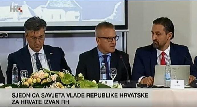 Grbešić: SRAMI LI SE i BOJI li se Hrvatska svoje dijaspore?! Ako joj nije u interesu suradnja, čije interese služi?