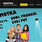Na Smotri sveučilišta u Zagrebu, u SC-u, traje predstavljanje fakulteta, akademija i visokih učilišta