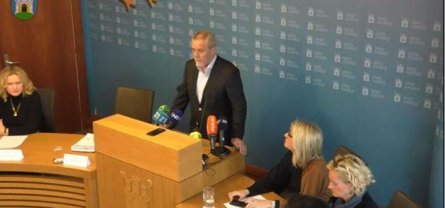 Odgođena rasprava o IZMJENAMA GUP-a; Bandić: Ne želim ničim uprljati taj strateški dokument