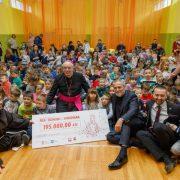 Dječjim vrtićima u Vukovaru uručena donacija od 195.000 kuna prikupljenih u akciji GRADIŠĆANSKIH Hrvata