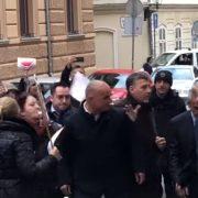 Provsjed aktivista uoči sjednice Gradske skupštine: Negoduju zbog poskupljenja odvoza otpada i izmjena GUP-a