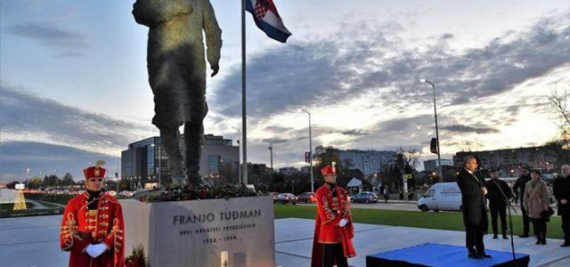 20. OBLJETNICA TUĐMANOVE SMRTI: On je svoj san slobodne i suverene Hrvatske dosanjao