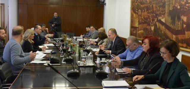 Sindikalka Đurđica Kahlin nova je predsjednica GSV-a; raspravljat će o proračunu Grada, smanjivanju prireza…