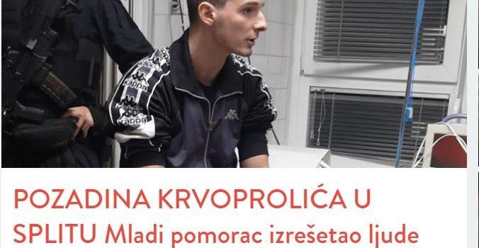 Splitski vijećnik: Mediji se LICEMJERNO ZGRAŽAJU; ubijeni su MALTRETIRALI sve oko sebe…