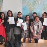 POTICANJE POVRATKA Potomci hrvatskih iseljenika završili semestar učenja hrvatskog jezika u Zagrebu