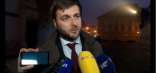 ŽIVE U OBLACIMA: Umjesto da je obećao srezati MUKE oko korištenja EU fondova, Ćorić se uvrijedio i naljutio?!