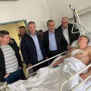 Djelatnik Čistoće, koji je propucan kada je pokušao spriječiti pljačku, operiran i oporavlja se u KBC Zagreb