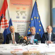 IGRE KOJE SPAJAJU Više od 1500 mladih potomaka Hrvata iz cijeloga svijeta družit će se i natjecati u Zagrebu