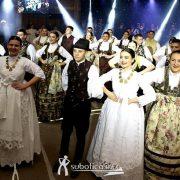 SUBOTICA: Žiri koji bira NAJLJEPŠU PRELJU u tradicijskoj nošnji Hrvata Bunjevaca imao je vrlo bogat izbor