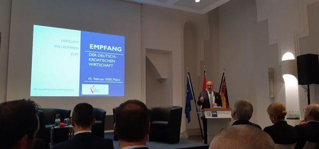 U Frankfurtu održan Njemačko-hrvatski gospodarski forum povodom hrvatskog predsjedanja Vijećem EU