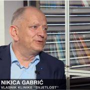 Gabrić prijavio da ga REKETARE; Urednik 7dnevno: ŠEF MASONA Gabrić naredio je naše PRIVOĐENJE