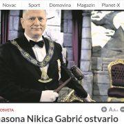Galović: Dragi Gabriću, kako je to mason Hanžeković usrećio nas dva milijuna Hrvata, zar OVRŠNIM BIZNISOM?!